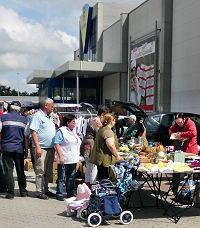 Singh Flohmärkte Flohmarktstandorte